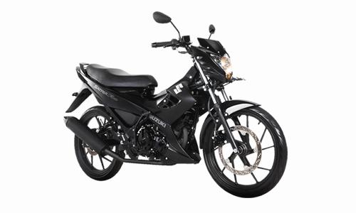 Daftar Harga Motor Suzuki Terbaru Tahun 2015