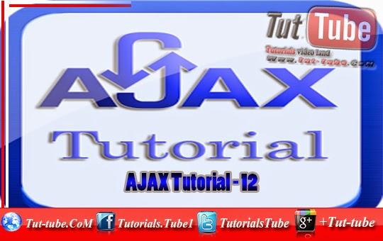 AJAX Tutorial - 12 - The Best Practices