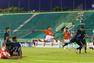 Cibao FC sacó espectacular empate 1-1 en el último zapatazo, con gol de Jean Carlos López