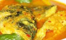resep praktis (mudah) gulai ikan tuna spesial enak, gurih, lezat