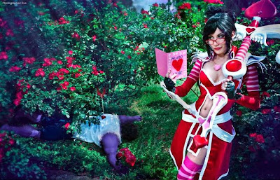 League of Legends - Vayne, a Cupida Mortal (Clodia Romero)
