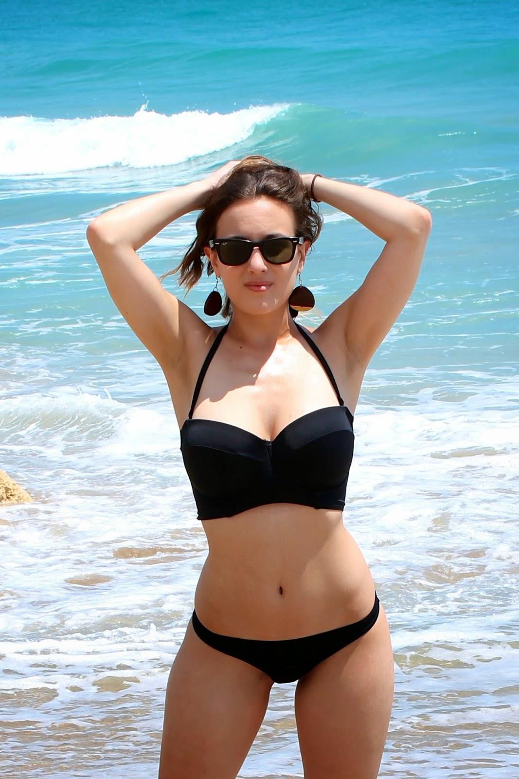bikini, Palm Beach, Miami, ASOS, Ray-Ban, prep, southern, modern, fashion blog, Miami fashion, ootd