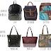 Guia Fashion, Os tipos de bolsas #1