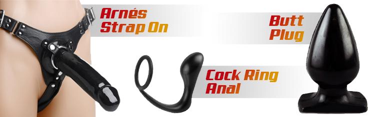 juguetes anales heterosexuales