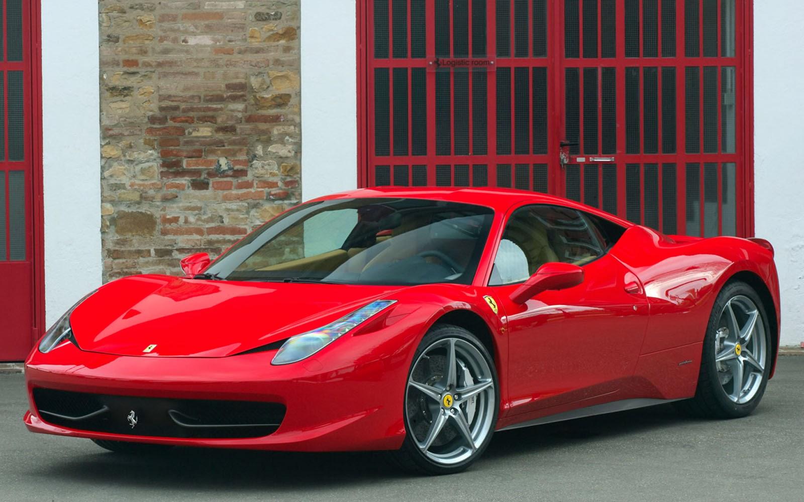 Ferrari 458 Italia Car Wallpapers - 3D HD Wallpapers