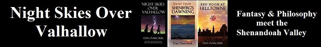 Night Skies Over Valhallow
