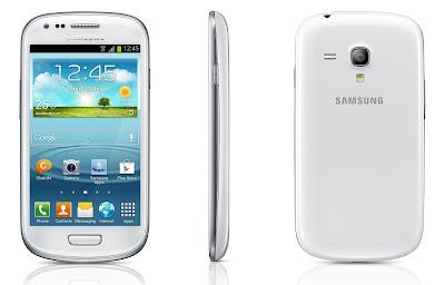 Samsung Galaxy S4 Mini - Memory
