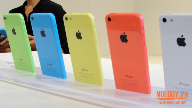 Iphone 5c lock Nhật