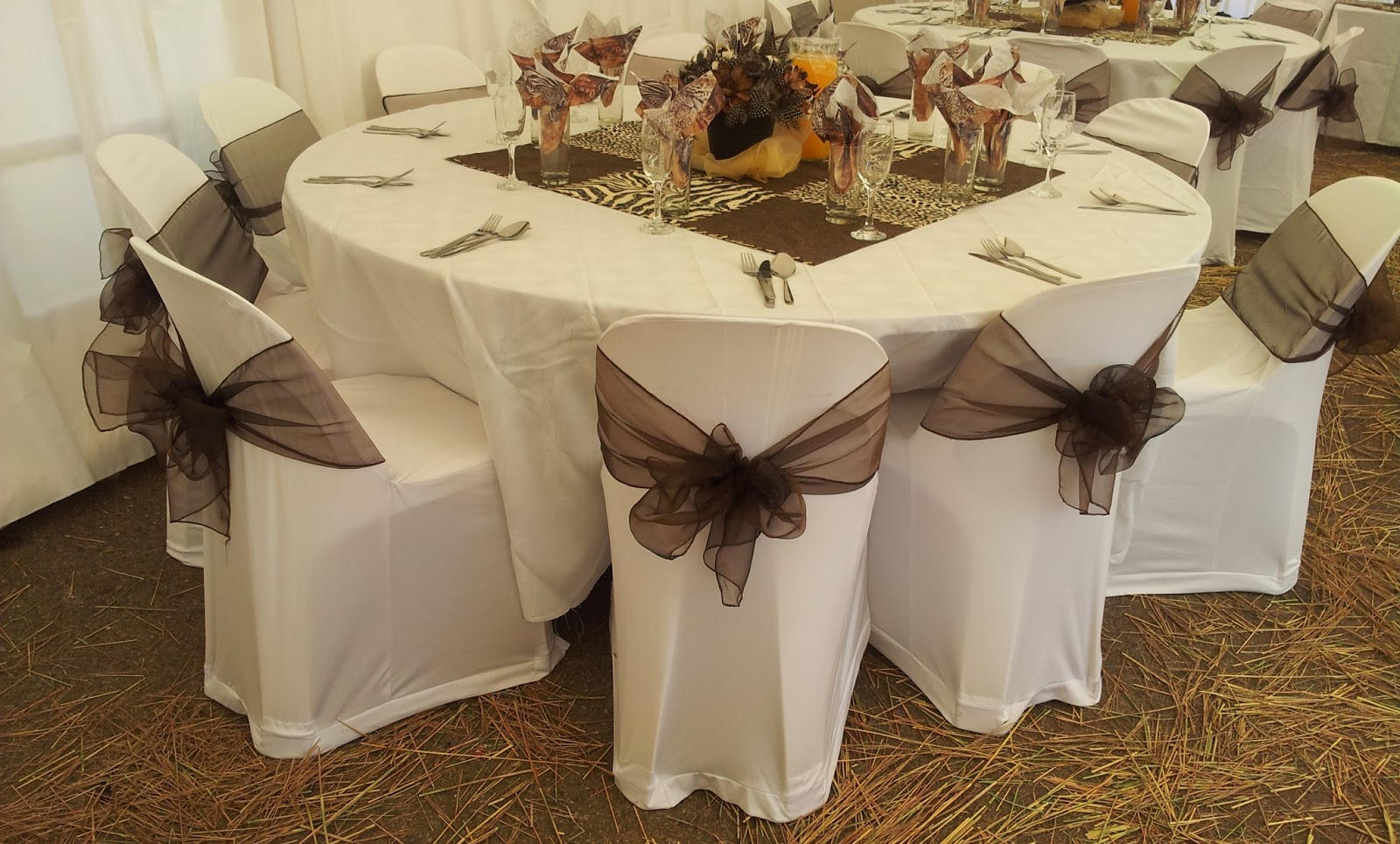 Wedding Decor Ideas Traditional : Mekgabo decor services