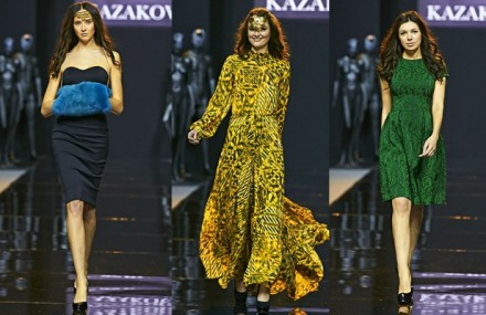 New Best Alexandra Kazakova Fall/Winter 2013-14 Collection