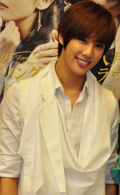 """[DRAMA] 05/08/2011 - Park Jung Min @ """"8-Gatsu no Love Song"""" 2"""