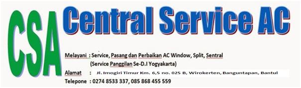 Service AC Jogja   Yogyakarta 0274 8533 337, 085 868 455 559