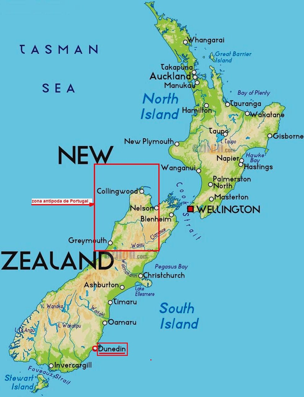 Ultima Thule Dunedin New Zeeland a historic town with a scottish