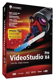 Corel Video Studio X4 Pro with keygen download