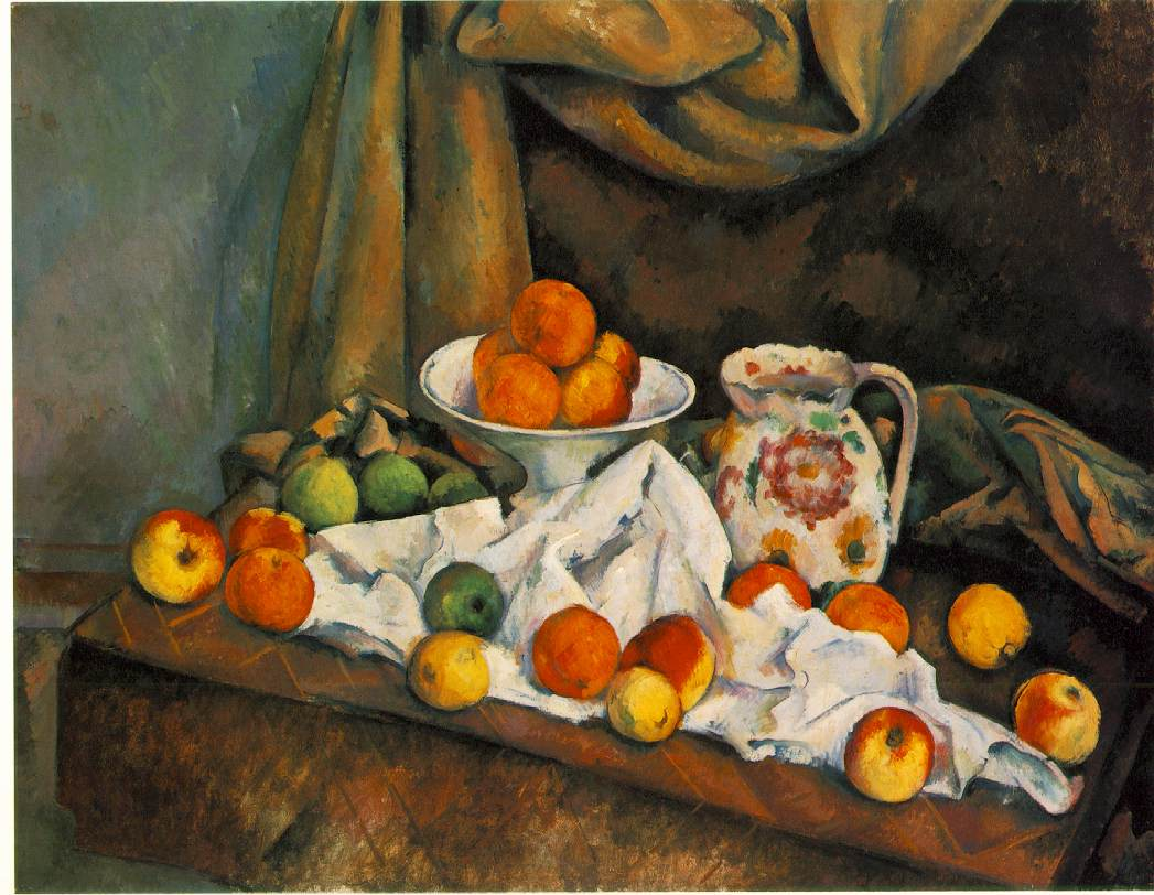 an introduction to the life and work by paul cezanne Introduction of oil painting still life with apples 2 paul cezanne still life with apples 2 paul cezanne  if you have any other questions about the work painted.