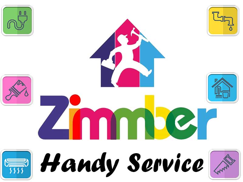 Zimmber- A Handy Service