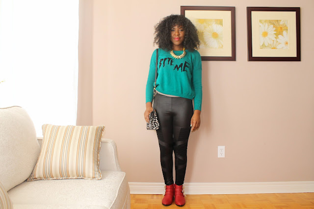 Fashion Blogger Personal Style: ASOS, Forever 21, Boohoo.com