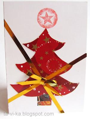 Новогодние открытки 5