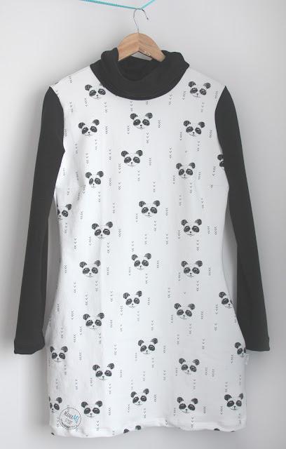 dresowa sukienka dla aktywnej mamy
