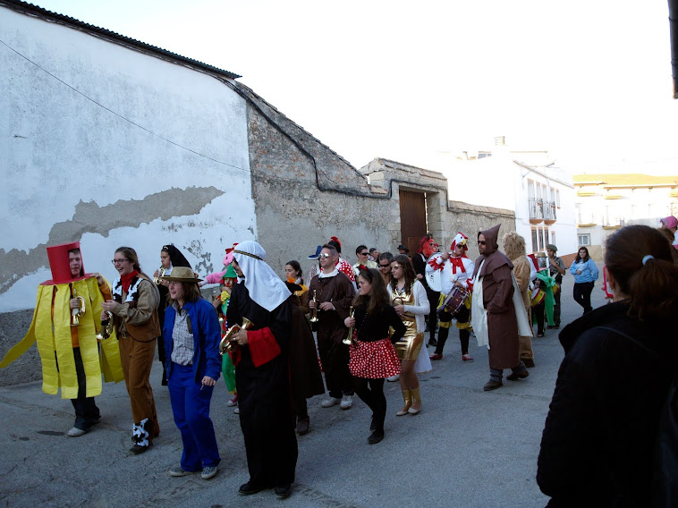 Disfrutamos en Carnavales: