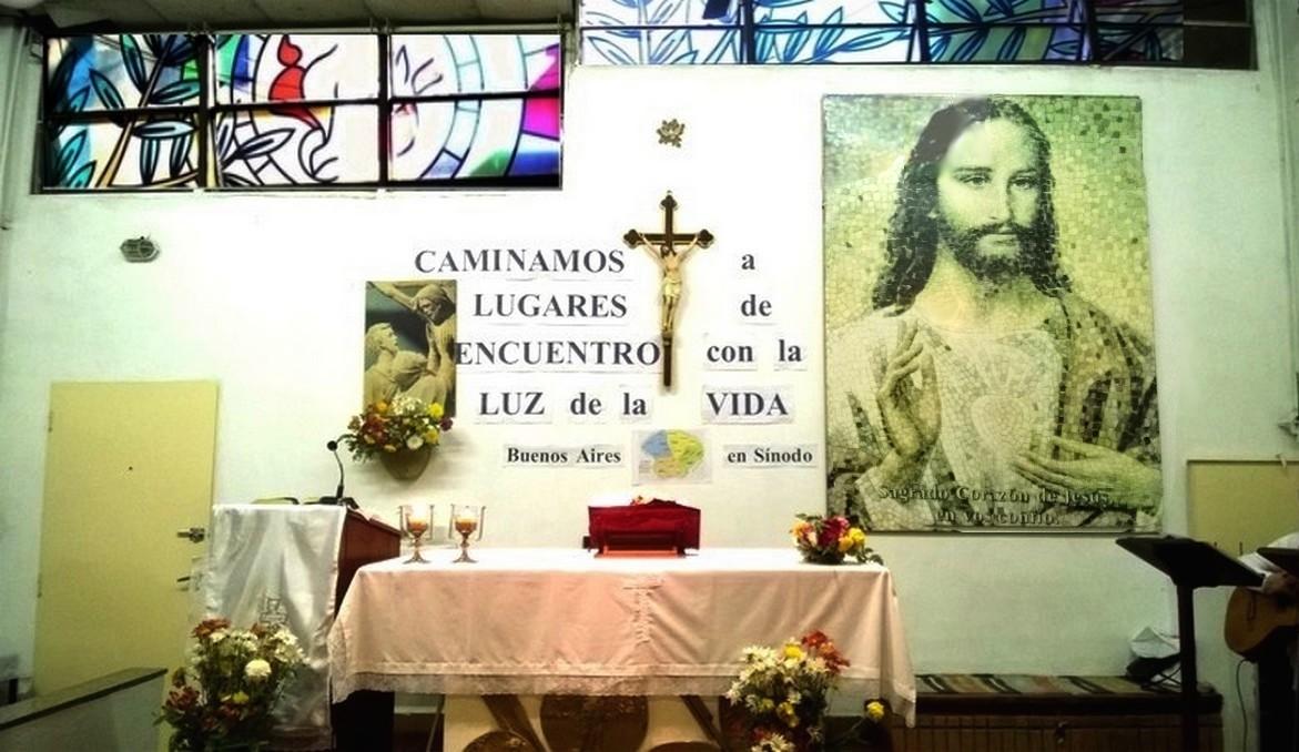 MARÍA MADRE DEL REDENTOR