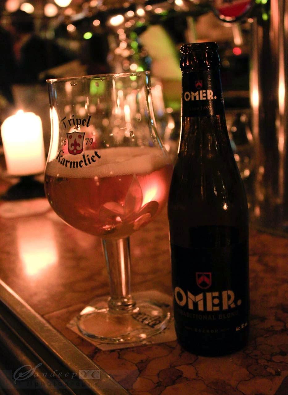 Omer Belgium famous Beer