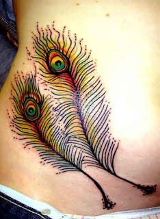 Bird Tattoos, Peacock Tattoos