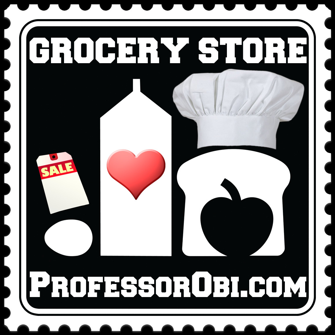 Professor Obi | Food | Gourmet | Groceries | Shop | Store