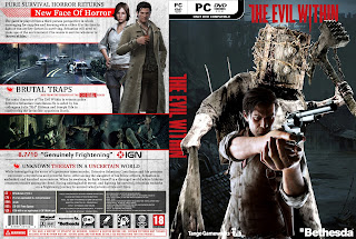 Capa The Evil Within PC