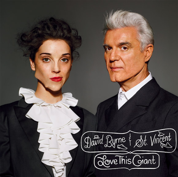 David Byrne & St. Vincent - The One Who Broke Your Heart
