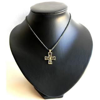 Крестик скандинавского типа (1) ювелирные изделия кресты
