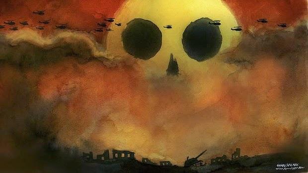 vier ruiters van de apocalyps