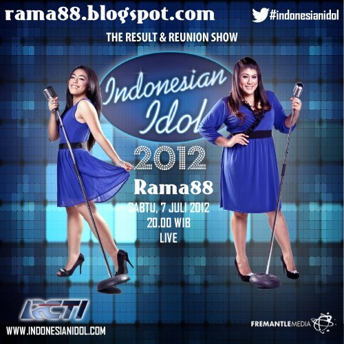 Grand Final Indonesian Idol 7 Juli 2012
