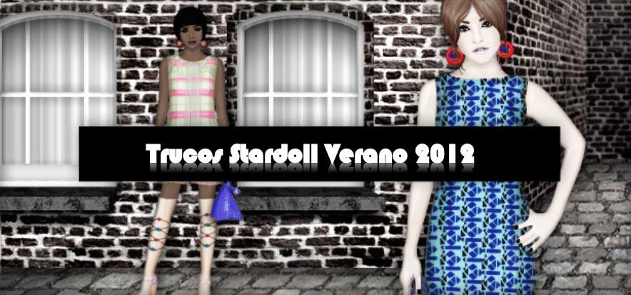 Trucos de Stardoll 2012.