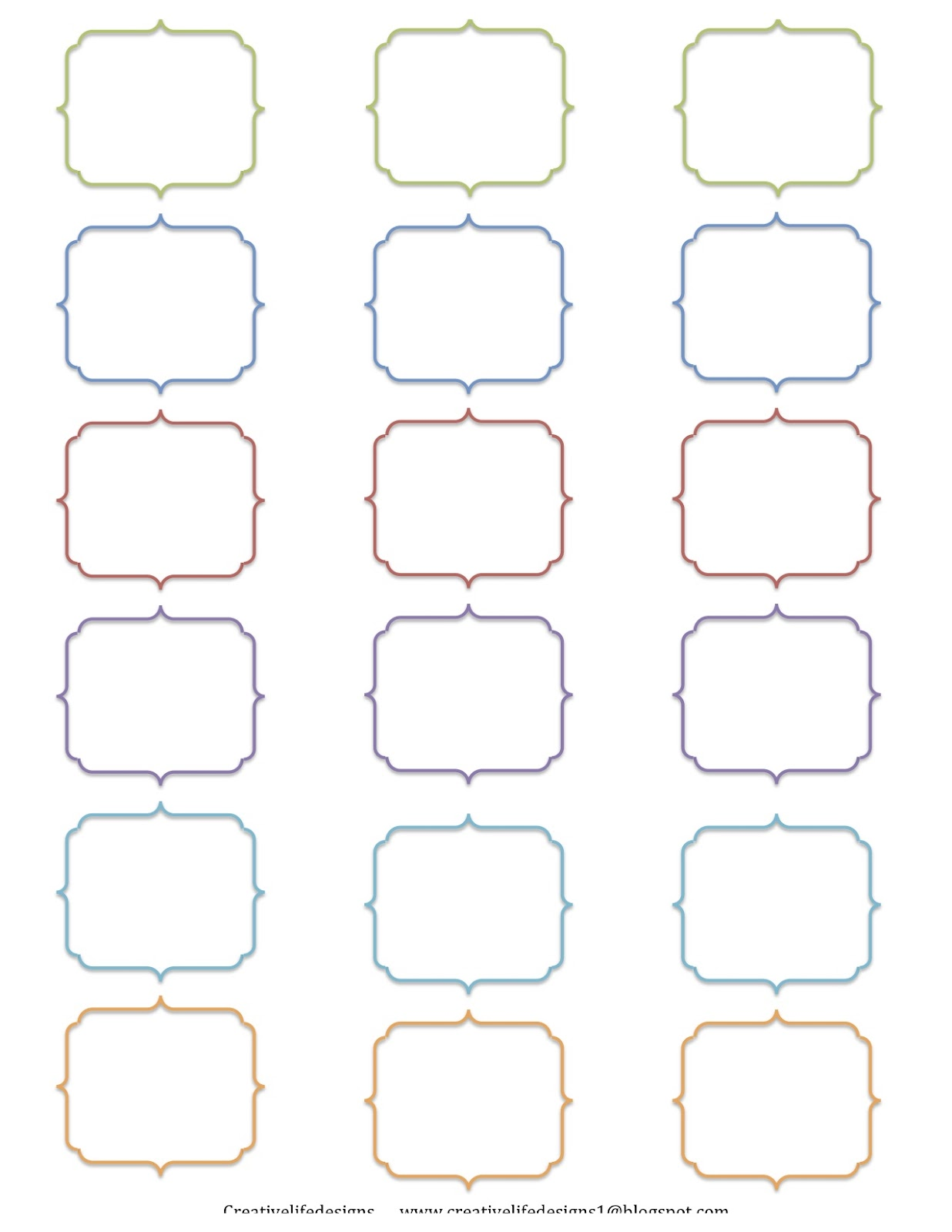 "Search Results for ""Free Printable Jar Label Templates ..."