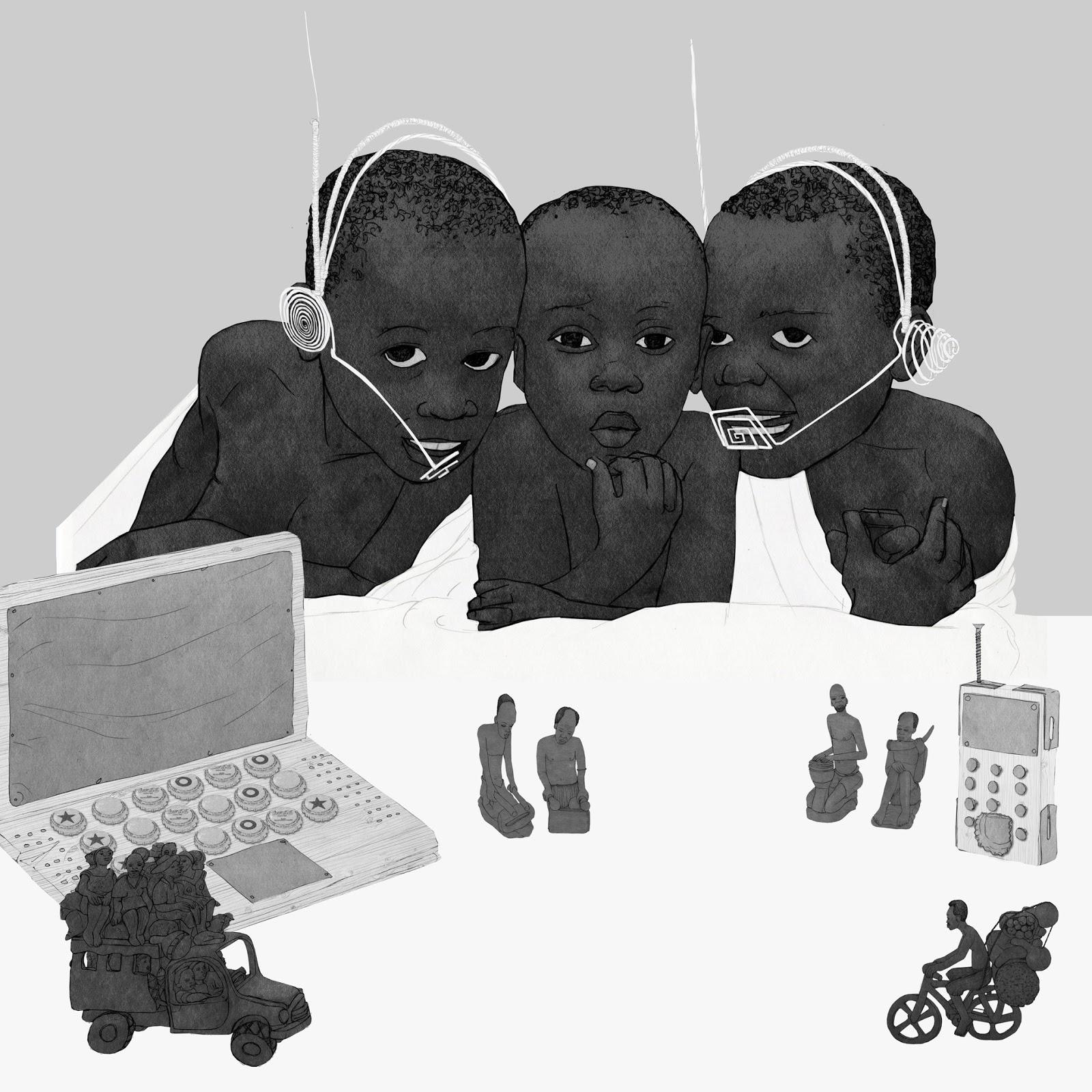 juguetes construidos por niños. i+D
