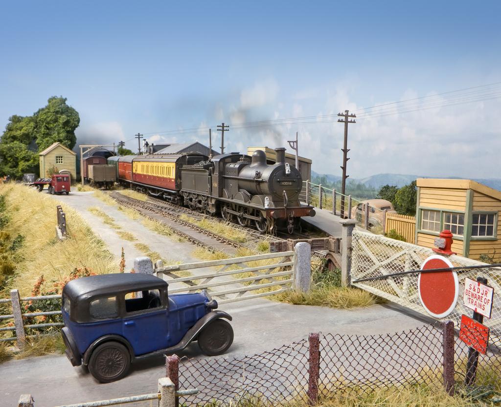 Chris Nevard Model Railways Blog Layout Focus Catcott Burtle