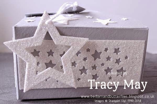 stampin up uk independent demonstrator Tracy May gift ideas