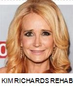 KIM RICHARDS REHAB AFTER ARREST