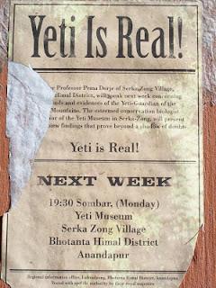 ¿El Yeti podría ser Real y no tan Legendario?