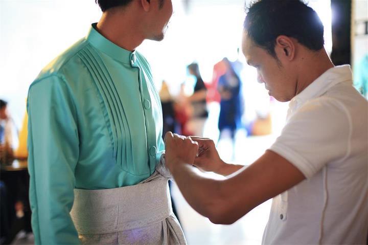 Baju Melayu Lelaki Terkini