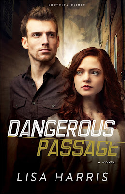 book review of Dangerous Passage by Lisa Harris (Revell) by papertapepins