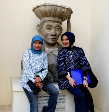 Di Yogyakarta Juga Banyak Jamu Marissa Haque & Elis Anis