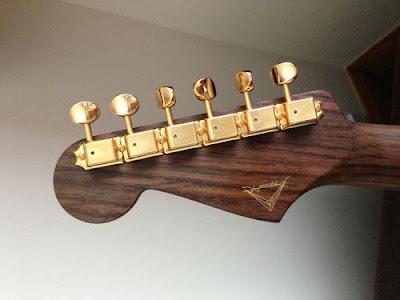 Fender CS Shishkov MB Rosewood Strat