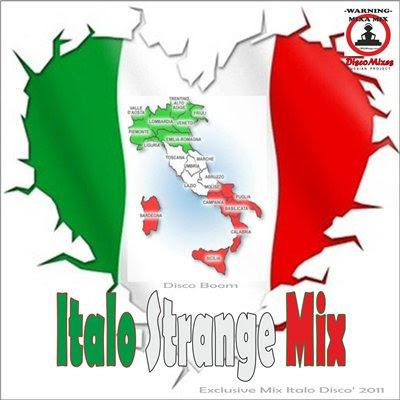 Italo Strange Mix' 2011