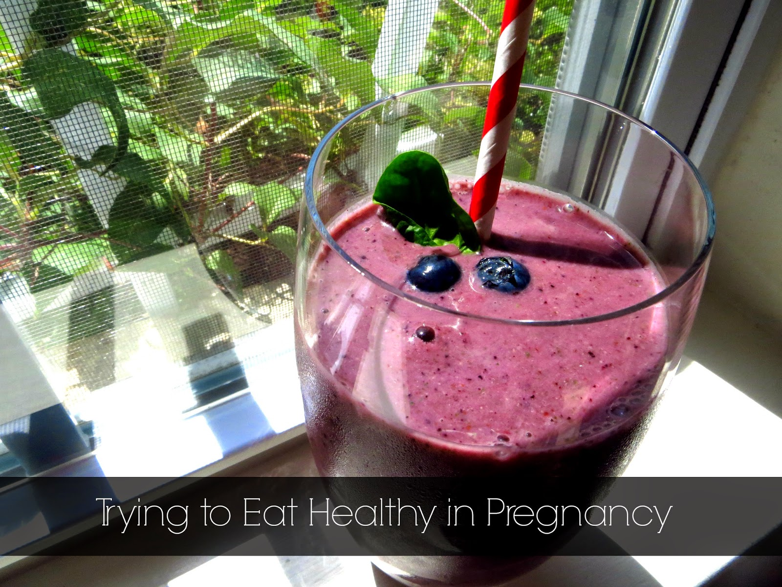 healthy eating in pregnancy