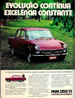 propaganda FNM 2150 - 1971