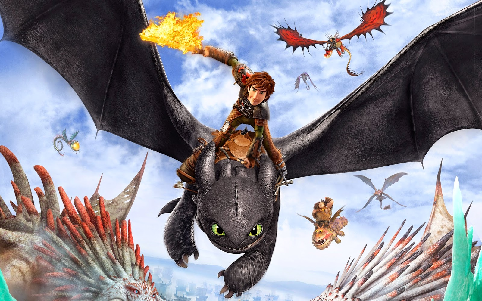 how to train your dragon torrentking