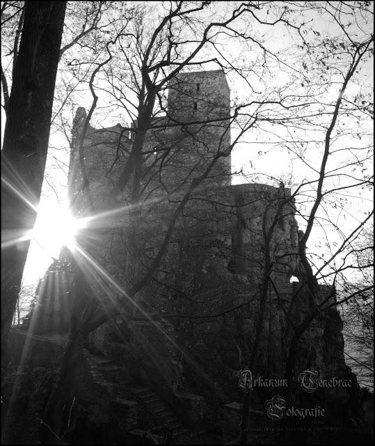 Die Burg Reußenstein