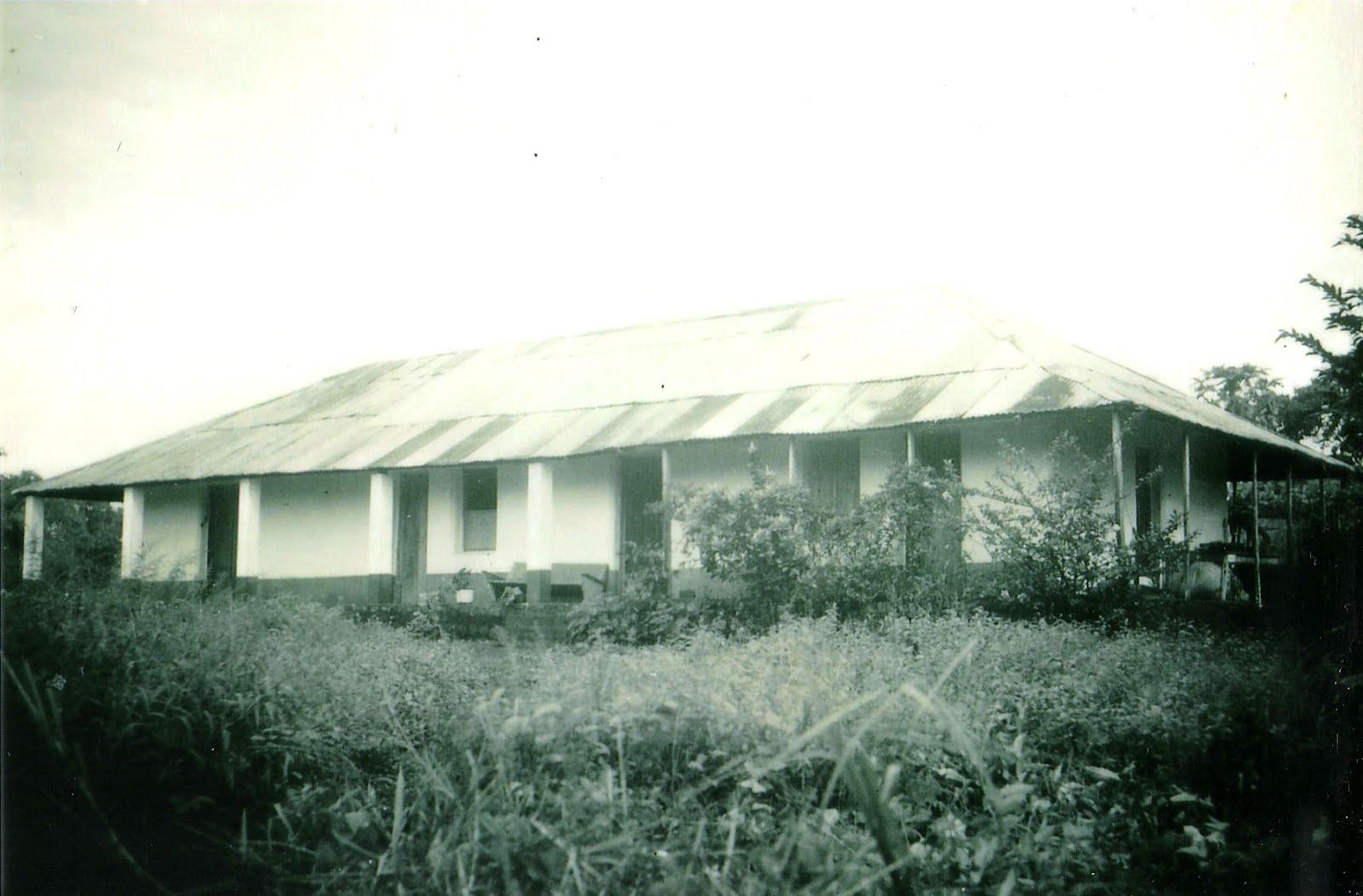 NOSSA RESIDÊNCIA EM MBANZA CONGO (S. SALVADOR)